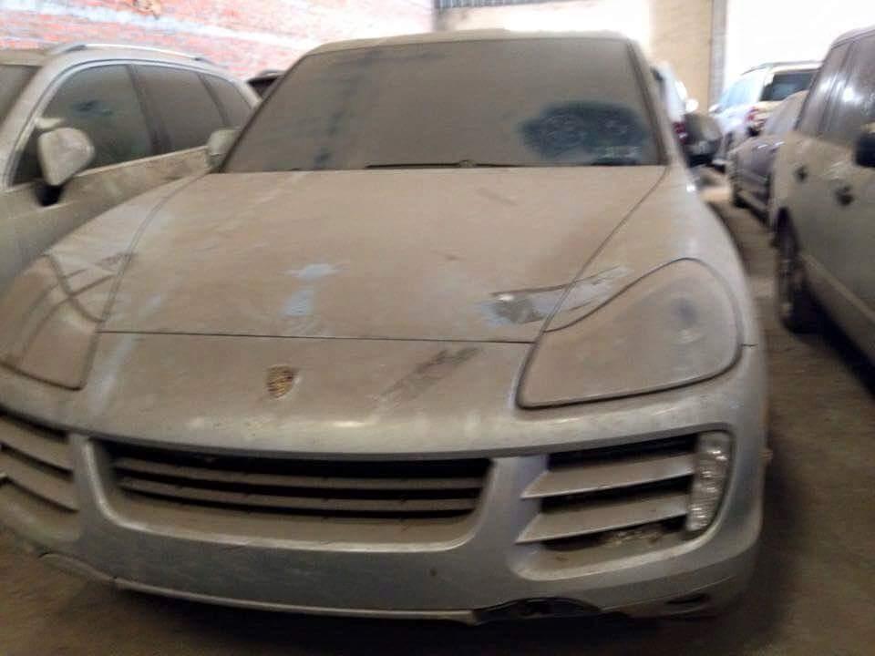 Terensko vozilo znamke Porsche vredno 180.000 evrov. Foto: 500Plus HP For Sale