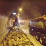 VIDEO: Tako poteka sanacija trojanskih tunelov