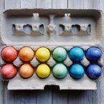 RECEPT : Barvanje jajc na naraven način