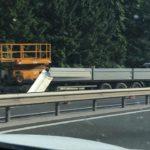 FOTO: Huda prometna nesreča na štajerski avtocesti – TRIJE POŠKODOVANI!