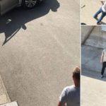 STE KAJ VIDELI? Trije sumljivi moški poskušali zamotili starejšo gospo! Policija že zbira obvestila!
